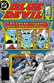 Blue Devil (1984-1986) #22
