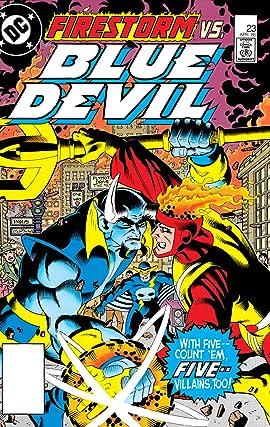 Blue Devil (1984-1986) #23