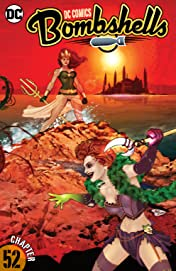 DC Comics: Bombshells (2015-2017) #52