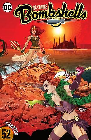 DC Comics: Bombshells (2015-) #52
