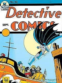 Detective Comics (1937-2011) #43