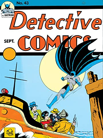 Detective Comics (1937-2011) No.43