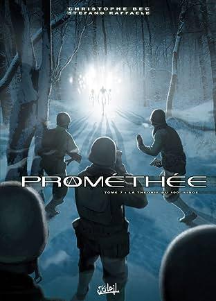 Prométhée Tome 7: La Théorie du 100e singe
