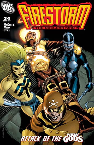 Firestorm: The Nuclear Man (2004-2007) #34