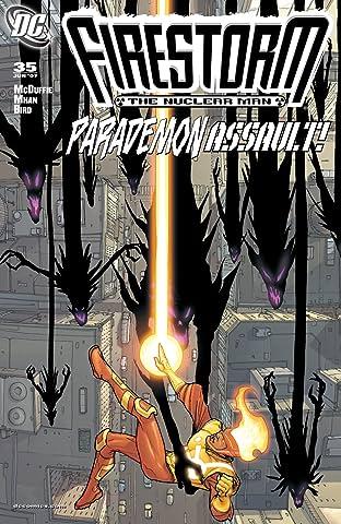 Firestorm: The Nuclear Man (2004-2007) #35