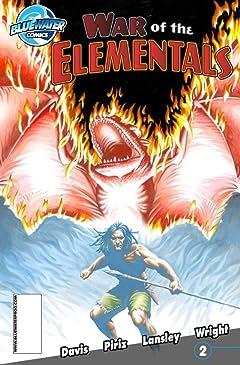 War of the Elementals #2