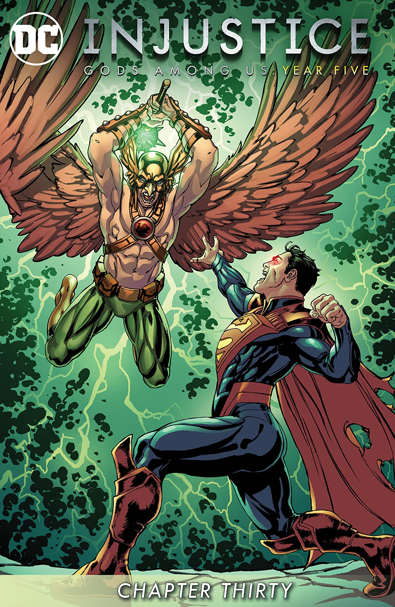 Injustice: Gods Among Us: Year Five (2015-2016) #30