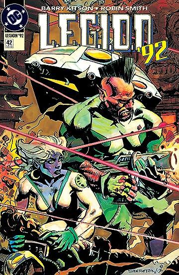 L.E.G.I.O.N. (1989-1994) #42