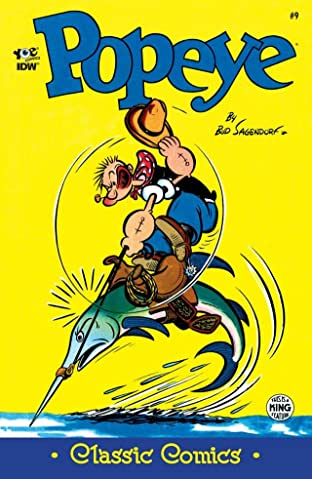 Popeye Classics No.9