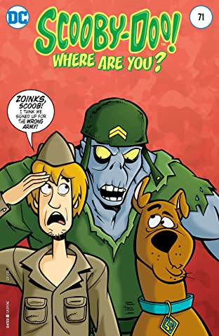 Scooby-Doo, Where Are You? (2010-) #71