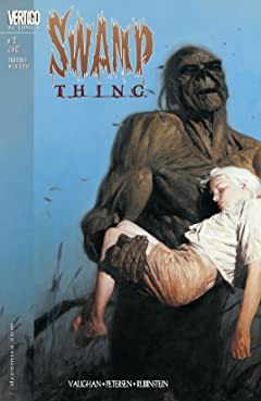 Swamp Thing (2000-2001) #2