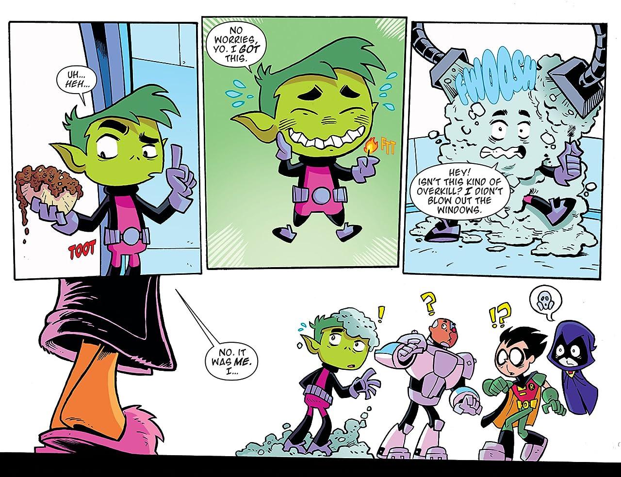 Teen Titans Go! (2013-) #33