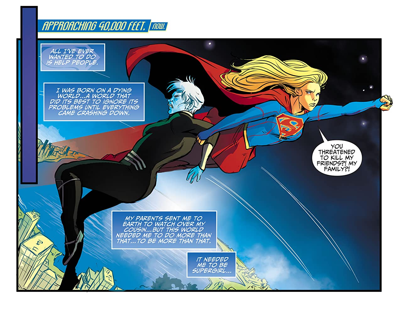 The Adventures of Supergirl (2016) #13