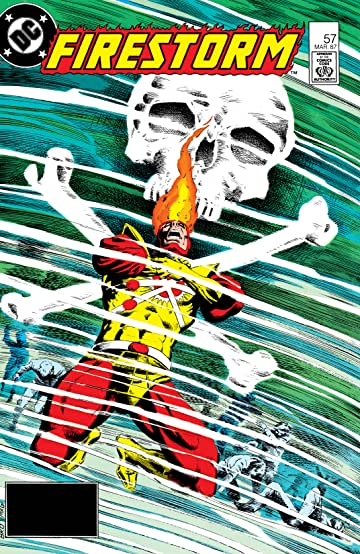 The Fury of Firestorm (1982-1990) #57