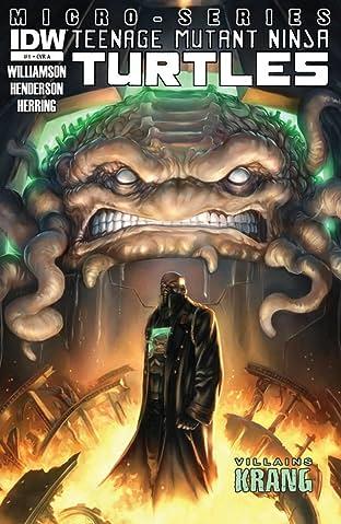 Teenage Mutant Ninja Turtles: Villains Micro-Series No.1: Krang