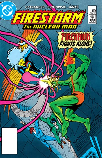 The Fury of Firestorm (1982-1990) #59