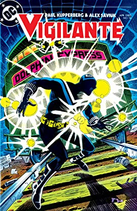 Vigilante (1983-1988) #16