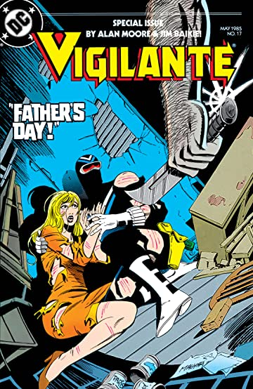 Vigilante (1983-1988) #17
