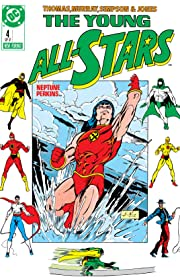 Young All-Stars (1987-1989) #4