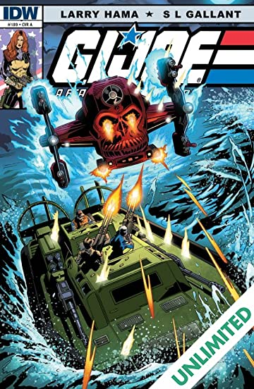 G.I. Joe: A Real American Hero #189