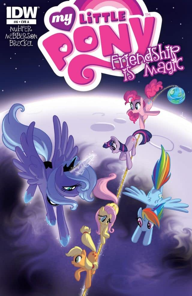 My Little Pony: Friendship Is Magic #6