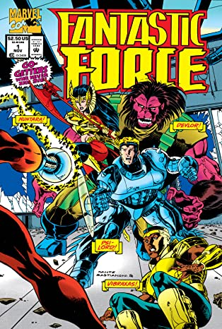 Fantastic Force (1994-1996) #1