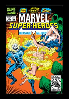 Marvel Super Heroes (1990-1993) #11