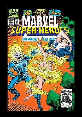 Marvel Super Heroes (1990-1993) #11