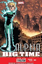 Alpha: Big Time #3 (of 5)