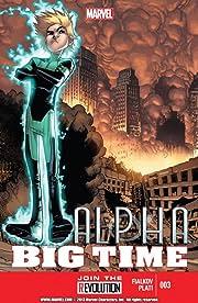 Alpha: Big Time #3