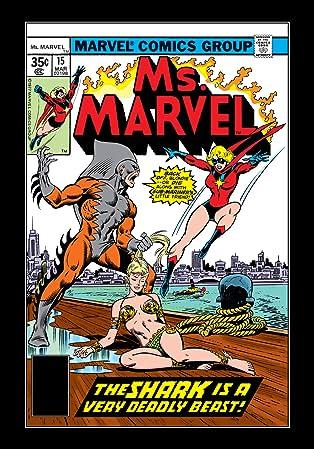 Ms. Marvel (1977-1979) #15