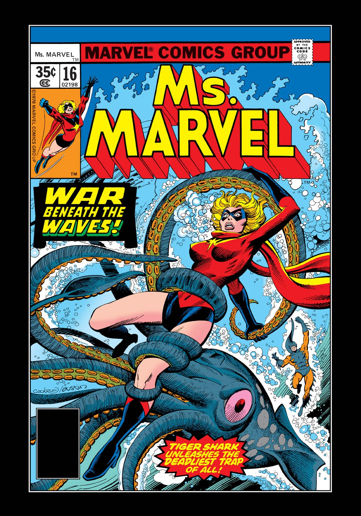 Ms. Marvel (1977-1979) #16