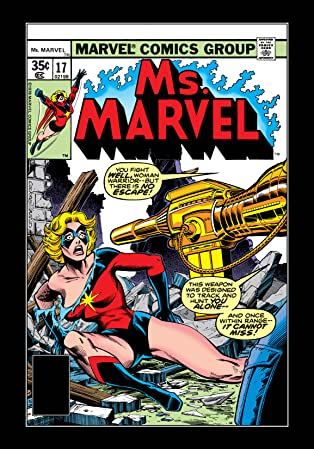 Ms. Marvel (1977-1979) #17