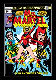 Ms. Marvel (1977-1979) #18