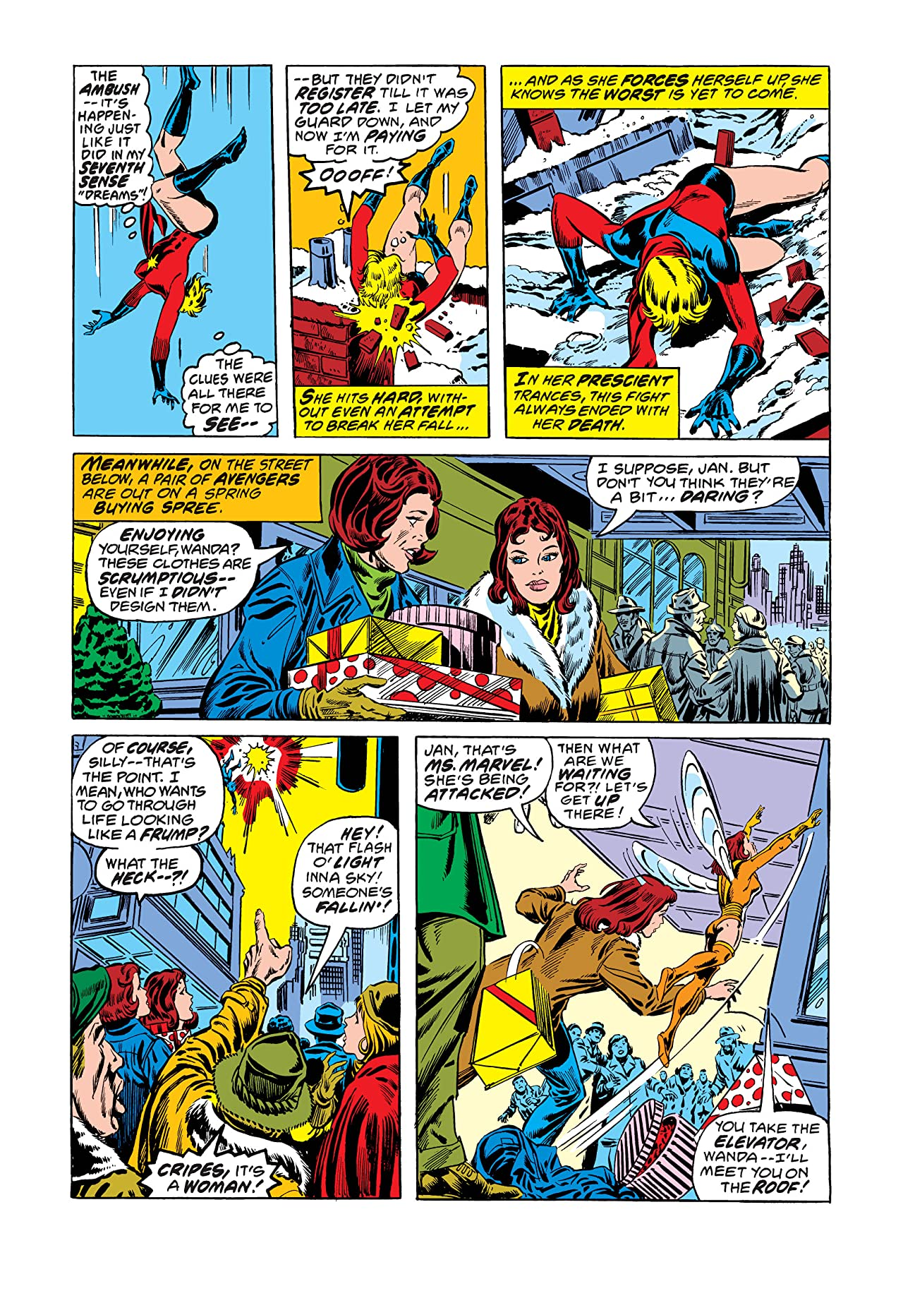 Ms. Marvel (1977-1979) #18
