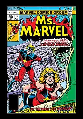 Ms. Marvel (1977-1979) #19