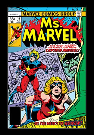 Ms. Marvel (1977-1979) #19