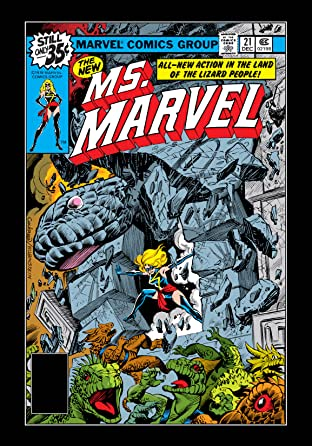 Ms. Marvel (1977-1979) #21