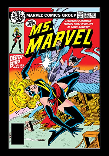 Ms. Marvel (1977-1979) #22
