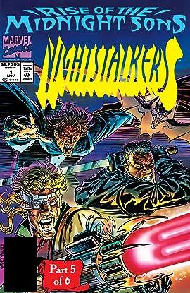 Nightstalkers (1992-1994) #1