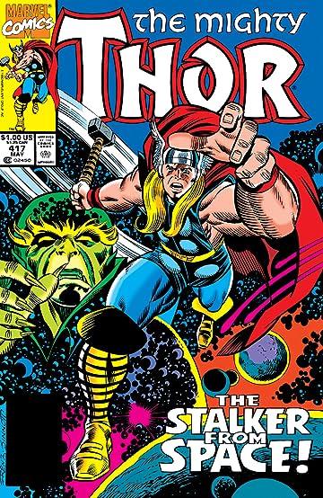 Thor (1966-1996) #417