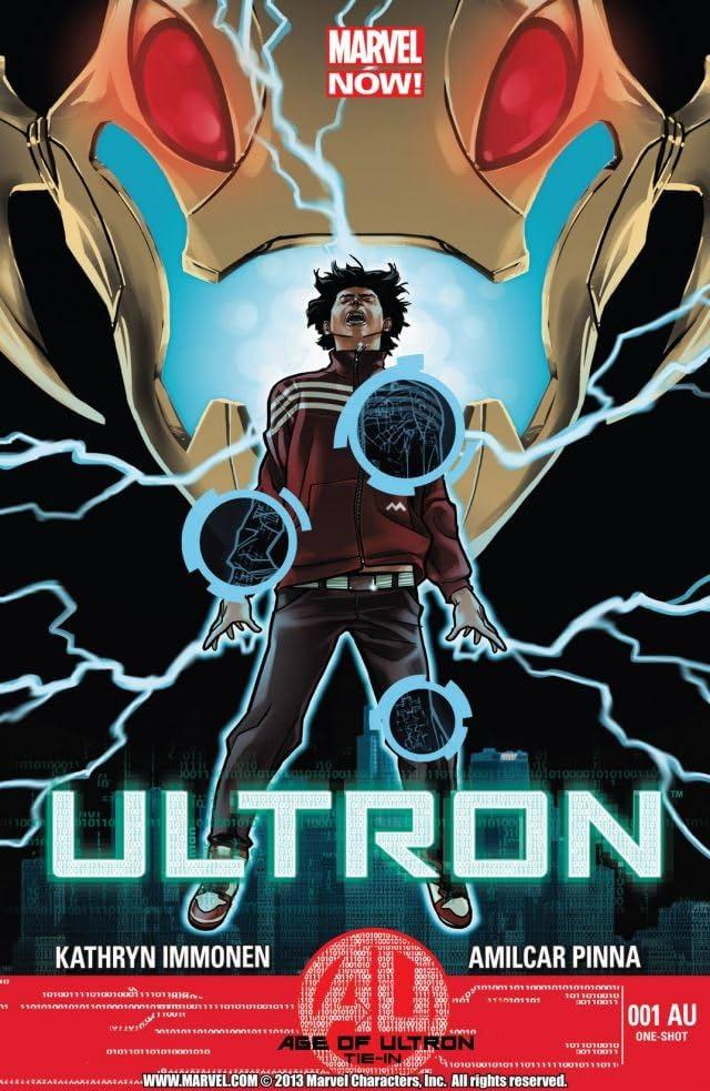 Ultron #1AU