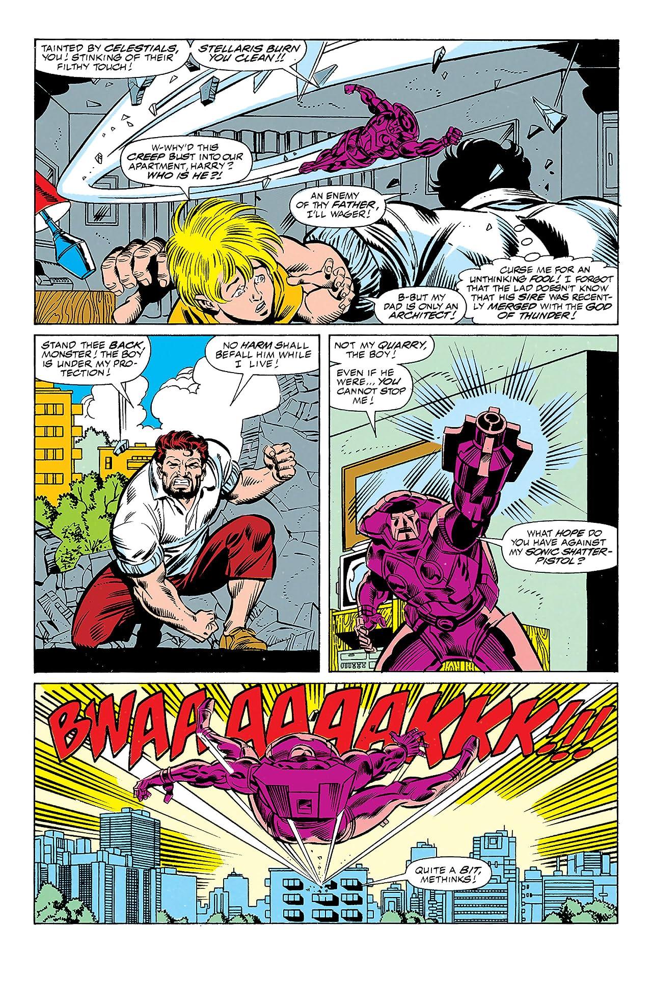 Thor (1966-1996) #421