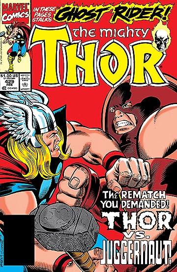 Thor (1966-1996) #429