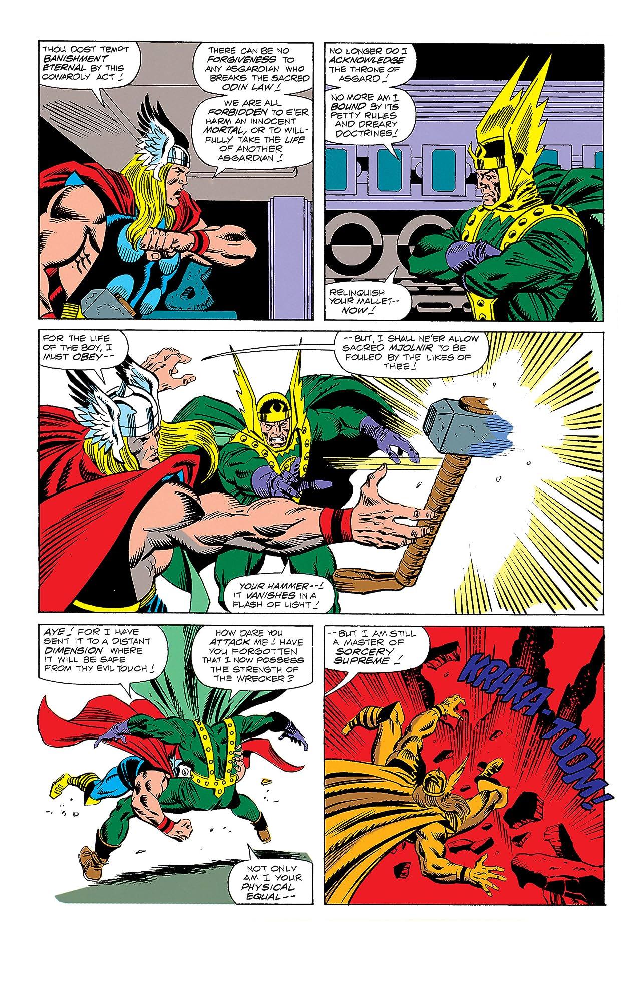 Thor (1966-1996) #432