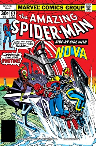 Amazing Spider-Man (1963-1998) #171