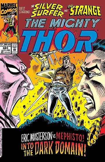 Thor (1966-1996) #443