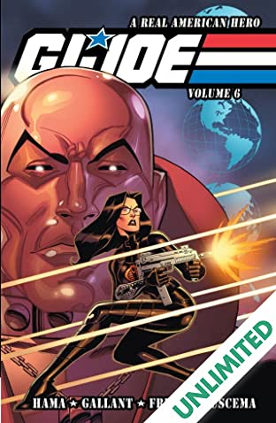 G.I. Joe: A Real American Hero Vol. 6