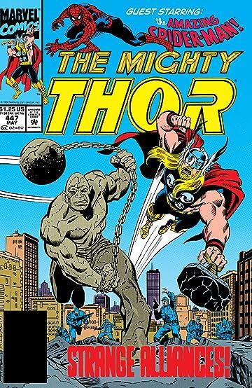 Thor (1966-1996) #447