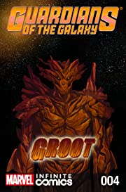 Guardians of the Galaxy Infinite Comic #4